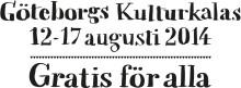 Programsläpp Göteborgs Kulturkalas