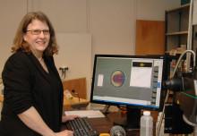Sveriges enda kvinnliga professor i maskinelement