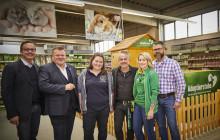 """Meilenstein für die Tiervermittlung –""""Adoptierstube"""" im Fressnapf-Markt Köln-Porz"""