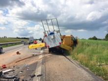 Scania opfordrer til mere sikkerhed på vejene