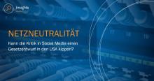 Netzneutralität in den USA - Kann die Kritik in Social Media einen Gesetzentwurf kippen?