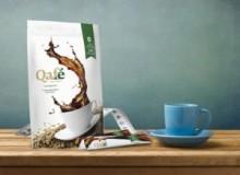 QNET introduced a new product - green coffee Qafé! / QNET представил новый продукт ― зеленый кофе Qafé!
