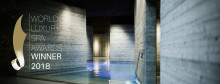 Yasuragi prisat som Best Luxury Resort Spa in Europe