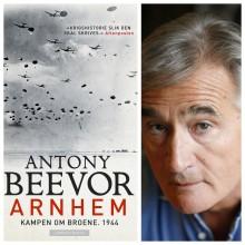 Sir Antony Beevor på norgesbesøk