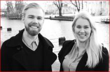 PRV gör podcast med Venture Cup och Isabella Löwengrip