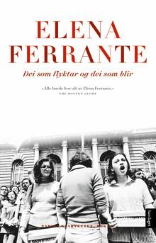 Ny bok frå suksessforfattar Elena Ferrante på norsk 9.3.