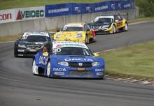Dacia Dealer Team siktar uppåt i STCC
