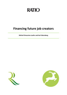 Financing future jobs