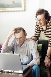 Stöd och egen tid viktigt för anhöriga till afasidrabbade