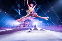 HOLIDAY ON ICE stellt gemeinsam mit Hauptläuferin Valentina Marchei neue Produktion SHOWTIME in Leipzig vor