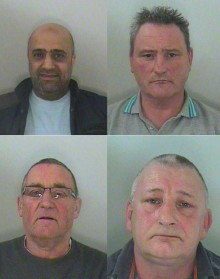 Lancashire tobacco network jailed for £16m tax fraud