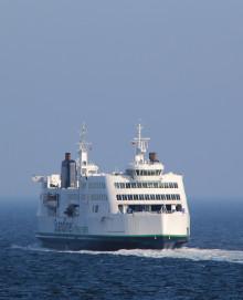 Scandlines und Corvus Energy gewinnen Ship Efficiency Award
