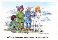 Katarina Knutsson Lennerstedt och Lovisa Cederström får Gösta Frohms Stipendium 2018