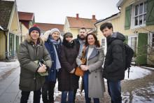 Delar av BBC-serie kan komma att spelas in Alingsås