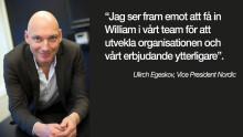 William van Kerkvoorde blir ny VD för Ingram Micro Sverige