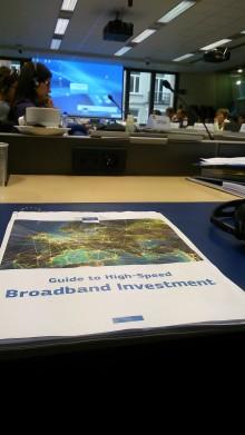 Acreo skriver bredbandsguide åt EU-kommissionen