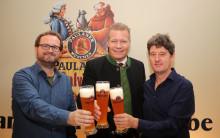 Salvatorprobe 2018: Richard Oehmann und Stefan Betz  sind das neue Singspielteam