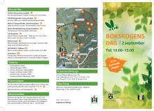 Program Bokskogens dag 2018