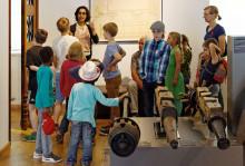 Internationaler Museumstag im BPW Museum Achse, Rad und Wagen