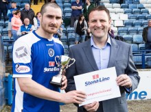 Stranraer FC 'Player of the Year' announced