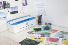 HP fortsetter sin mobiltilpasning med lansering av verdens minste alt-i-ett skriver for forbrukere