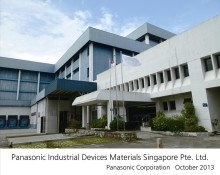 Panasonic Establishes Electronic Materials South Asia R&D Centre in Singapore