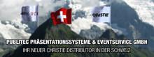 Christie und publitec treffen Distributionsvereinbarung für die Schweiz