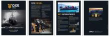 OXE Diesel engine range brochure