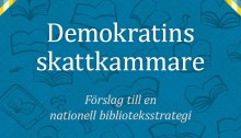 Pressinbjudan: Presentation av förslaget till nationell  biblioteksstrategi