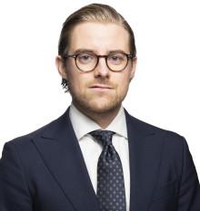 Cushman & Wakefield anställer Oscar Frånlund till Agency Leasing