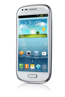 Samsung Galaxy S III mini på väg; liten men naggande god