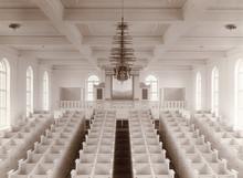 Fængselskirker og forsvundne kirker i Nyborg