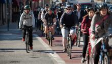 """Cyklister – """"Lag skulle öka hjälmanvändningen"""""""