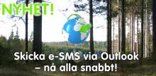 Skövdeföretag lanserar lösning för att skicka SMS direkt från Outlook