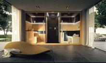 Jacuzzi® utvecklar nytt spa-koncept med Sasha