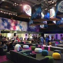 Vepor och eventdekor till Eurovision 2016