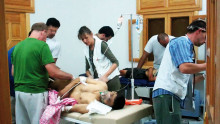 SYRIEN: Skadade får kirurgisk vård
