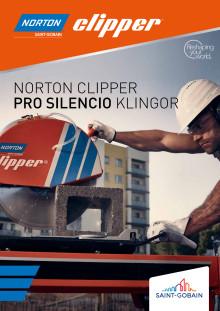 Norton Clipper Pro Silencio - Broschyr