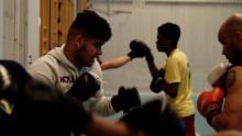 Boxning löser koncentrationssvårigheter i skolan