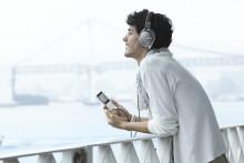 Profitez de l'audio haute résolution n'importe où grâce aux nouveautés Sony