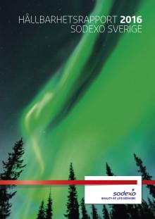 Hållbarhetsrapport 2016 Sodexo Sverige
