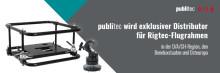 publitec schließt Exklusivdistributionsvertrag mit Rigtec