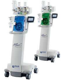ulrich medical presents two new MRI contrast media injectors with syringeless technology that is unique throughout the world