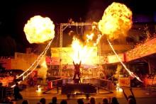 Burnt out punks gästar Linköping