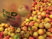 Axfood först - slopar 170 miljoner fruktpåsar av plast
