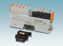 New mixed module for the Axioline F I/O system