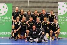 Svarta Braxen vann Luleåkvalet i Sweden Floorball Cup för andra året i rad
