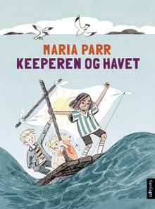 Ny bok frå Maria Parr gjer det stort i utlandet!