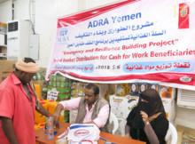 37,1 mio. kroner til ADRA's humanitære arbejde i Yemen og Syrien