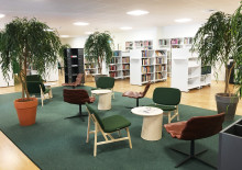 Nya Lyckeby bibliotek inspirerar till läsning och möten